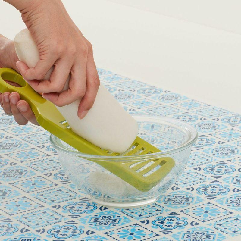 調理器具が滑りにくくなって料理の効率アップ