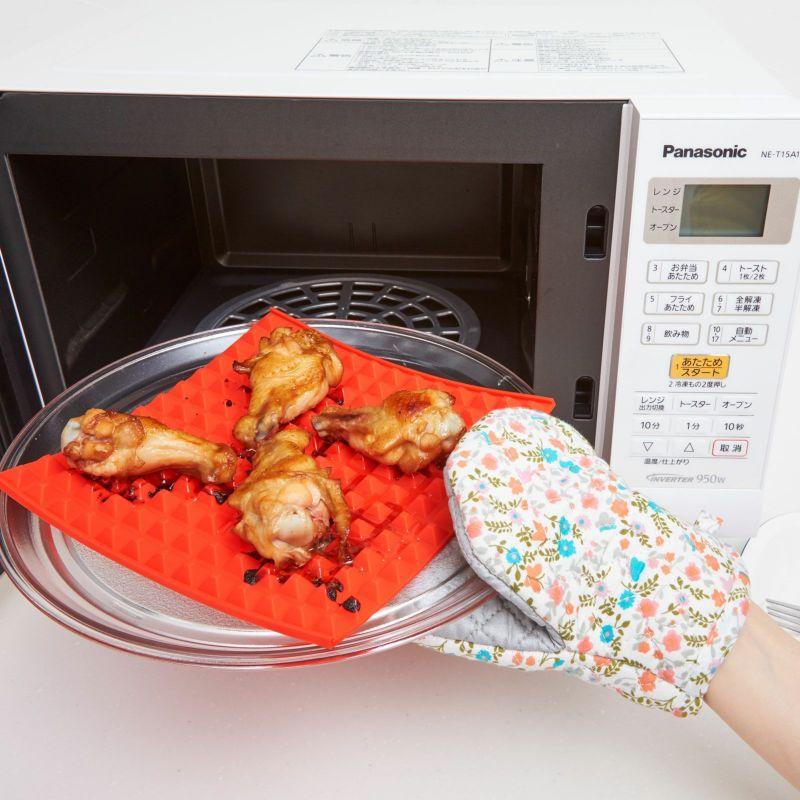 調理もお惣菜の温め直しもおまかせ!食洗機もOKです。