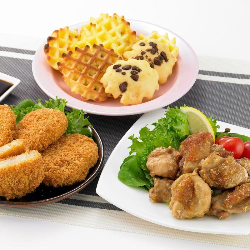 忙しいママの味方!毎日のお弁当つくりやお料理がより簡単に楽しく!脂肪が気になるパパにも余計な油を落としてヘルシーに。
