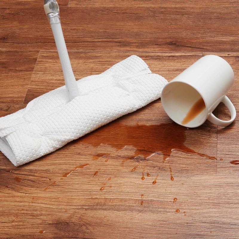 床掃除に使っても破れにくい