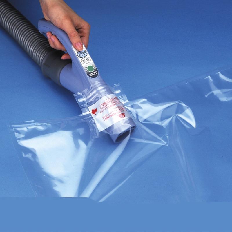 とにかくしっかり圧縮できる掃除機がほしい!発売から25年以上のロングセラー商品。