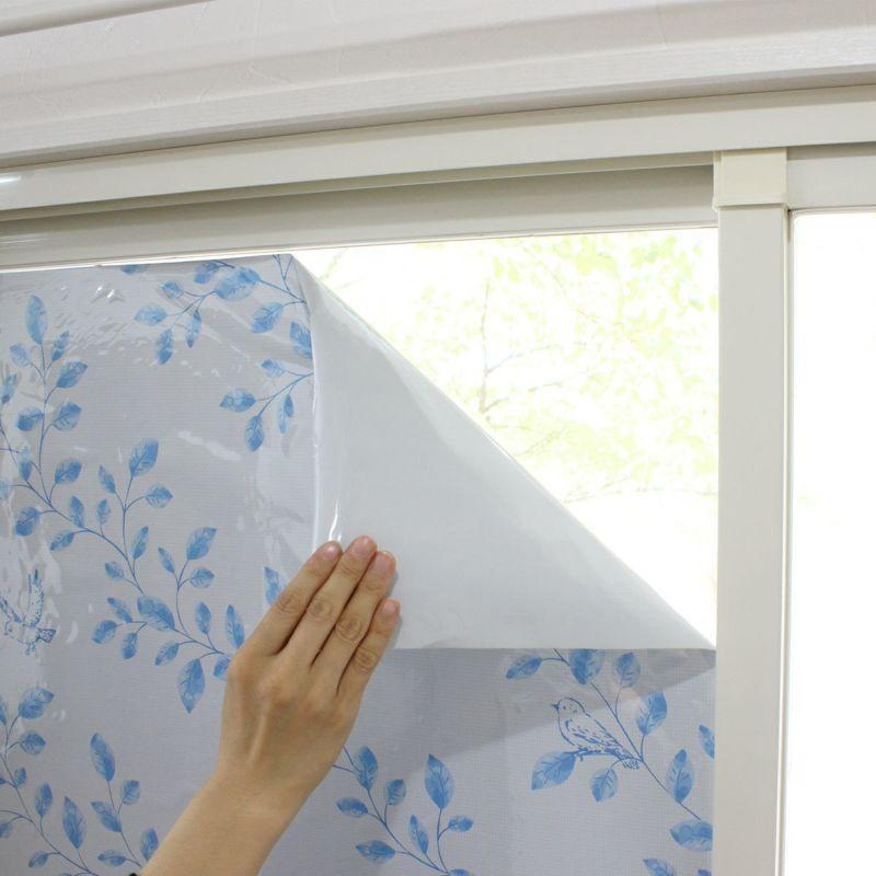 全面粘着でしっかり貼れてのり残りしにくい特殊粘着を使用。