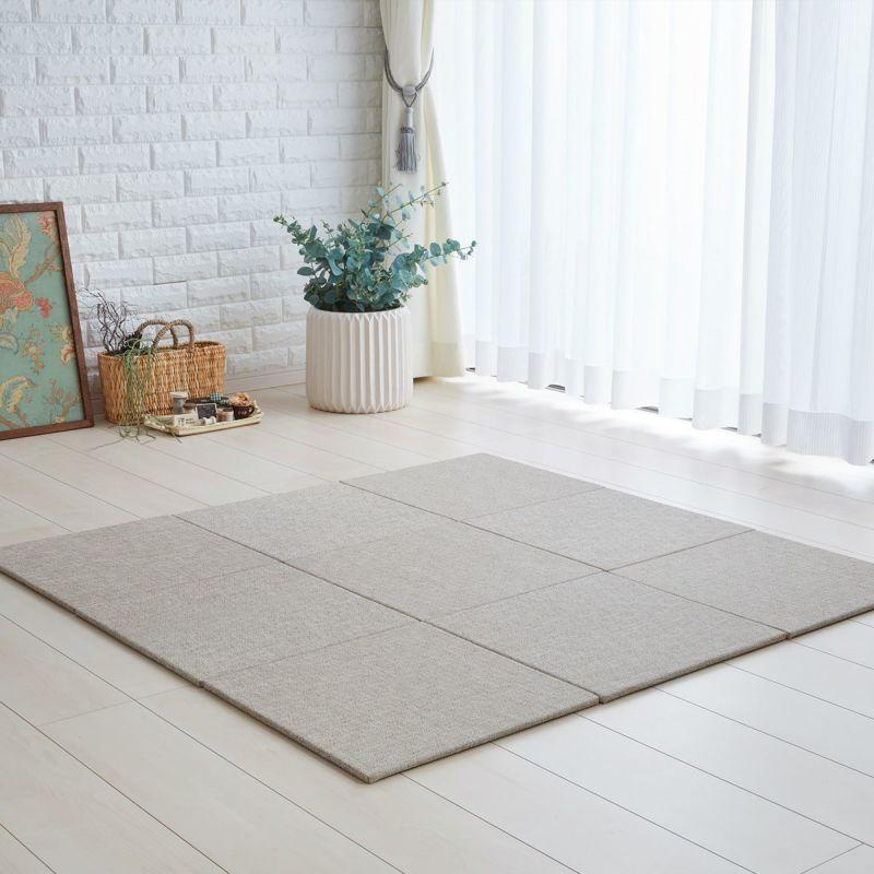 スタイリッシュなデザインで、和室はもちろん、洋室にも自然にとけこむカラー展開。