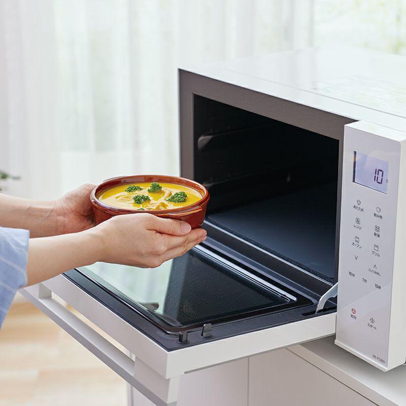 防汚加工付きで食洗機での丸洗いOK